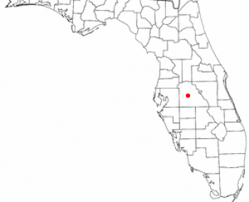 Location of Eagle Lake, Florida