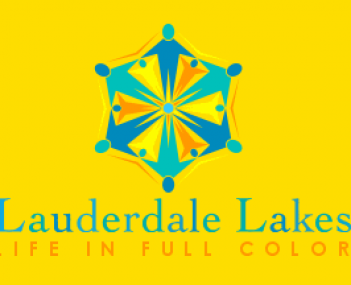 Flag for Lauderdale Lakes