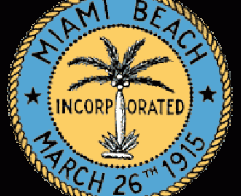 Seal for Miami Beach