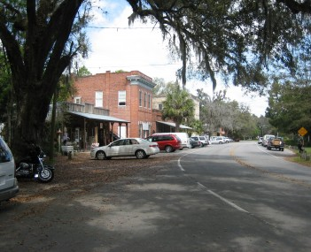 View of Micanopy