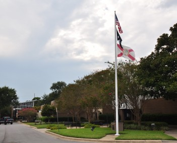 Niceville City Hall, September 2014.
