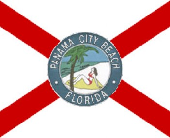 Flag for Panama City Beach