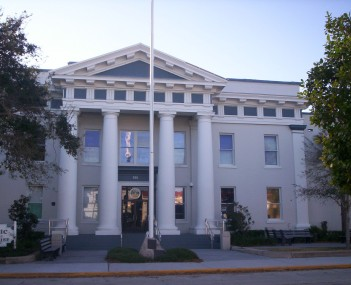 Historic Brevard County Courthouse in 2006