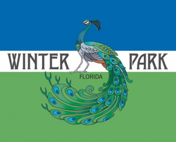 Flag for Winter Park
