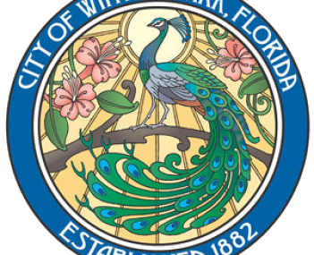 Seal for Winter Park