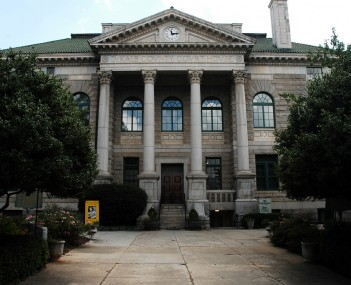 Old DeKalb County Courthouse in Decatur