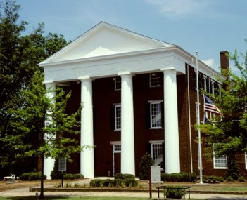 Greene County Georgia Courthouse