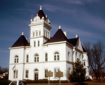 Twiggs County Georgia Courthouse
