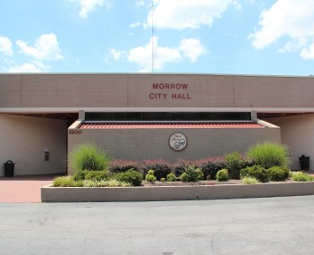 Morrow city hall
