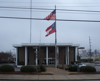 Moultrie Municipal Building