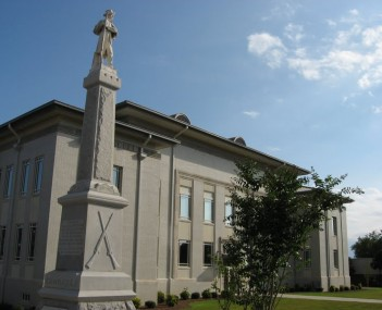 Houston County Georgia Courthouse