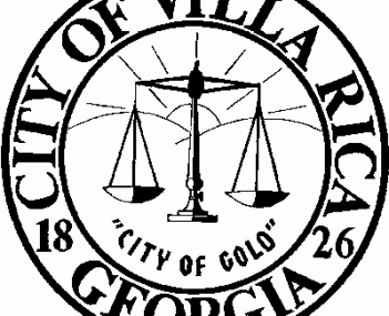 Seal for Villa Rica