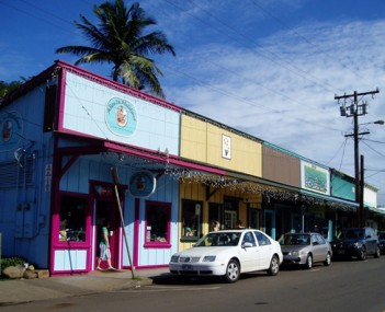 View of Paia