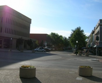Downtown Twin Falls