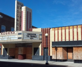 Will Rogers Theatre and Commercial Block
