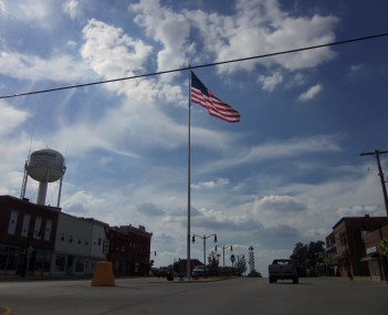 Downtown Griggsville