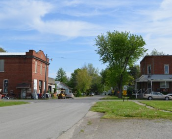 View of Hindsboro