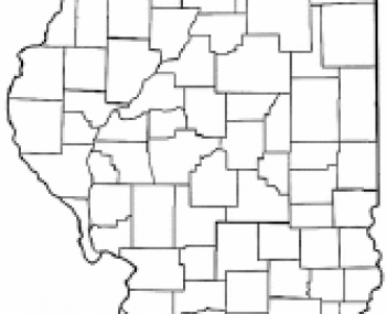 Location of McHenry, Illinois