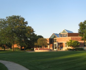 North Riverside Village Commons, which houses village offices and a recreation center.