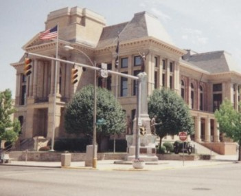 Crawfordsville Courthouse