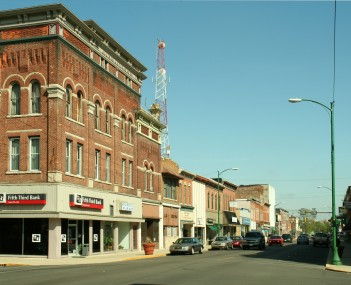 Decatur downtown in 2006.