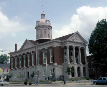 Jefferson County Indiana Courthouse