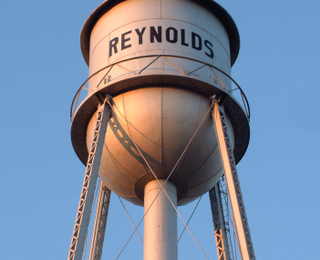 View of Reynolds
