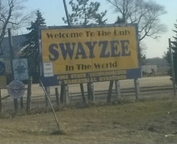 View of Swayzee
