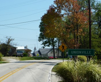 View of Unionville