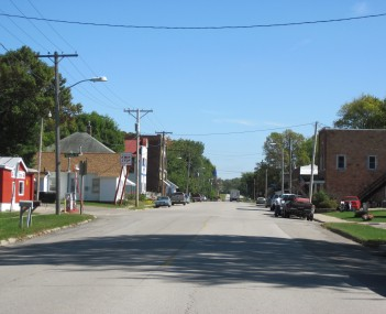 View of Brandon