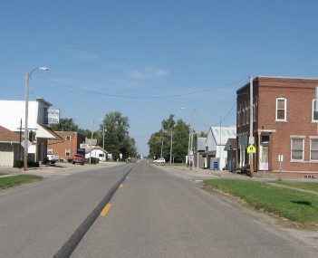 View of Olds