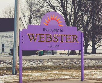 View of Webster