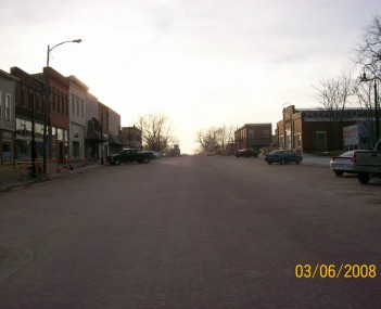Downtown Baldwin City