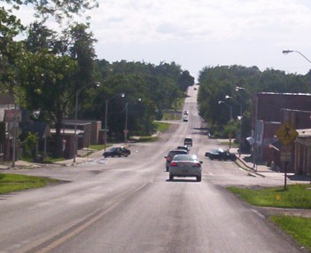 View of Carbondale