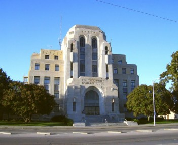 Reno County Courthouse