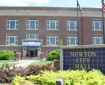 Newton City Hall