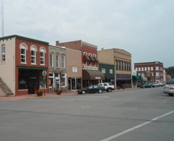 Downtown paola kansas2 2009