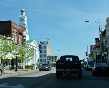 Downtown beattyville kentucky