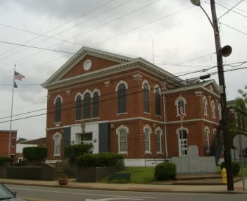 Union County Courthouse Kentucky