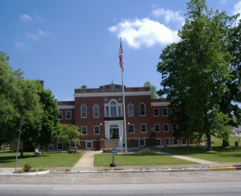 Hart County Courthouse Kentucky