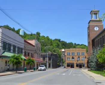 Downtown Salyersville