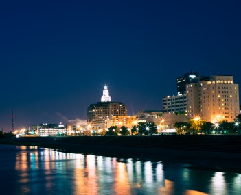 Downtown Baton Rouge