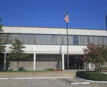 West Monroe City Hall