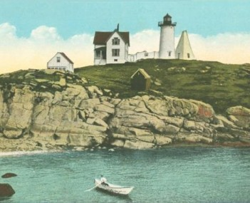 View of Cape Neddick