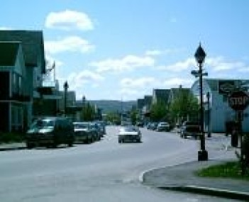 Downtown Fort Kent