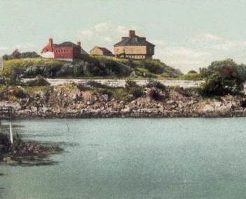 View of Kittery Point