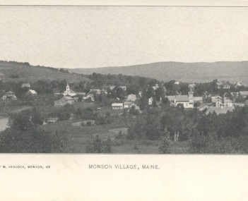 View of Monson
