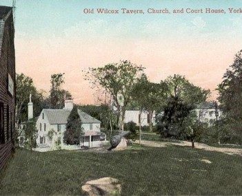 York Village in 1908