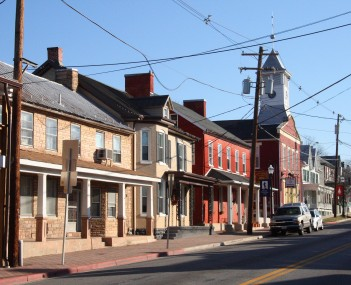 Downtown Boonsboro