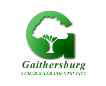 Flag for Gaithersburg